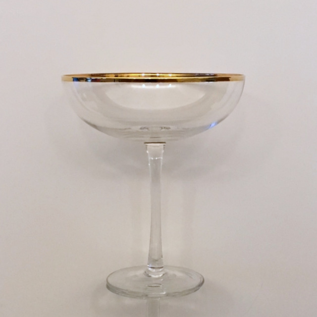 XL champagne coupe