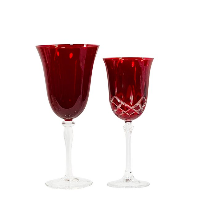 Ruby Goblets