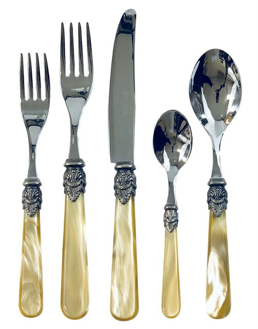 Honey Pearl Flatware