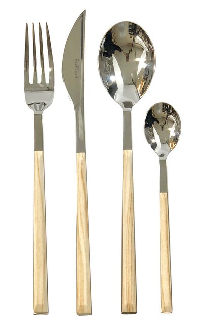 Birch Handle Flatware