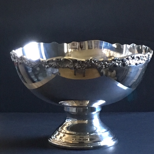 Silver Punch Bowl XL 4+